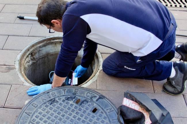 Ayuntamiento de Tres Cantos instala un tecnología verde en el alcantarillado para controlar los roedores