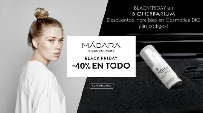 ¡Disfruta de hasta un 40% de descuento en los productos de cosmetica natural de Bioherbarium!