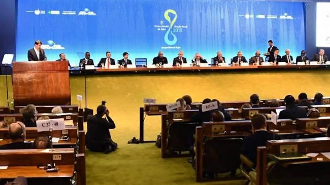 Foro Mundial del Agua en Brasil