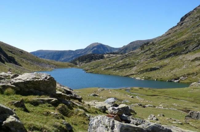 La acidificación natural de los ríos en la alta montaña del Pirineo
