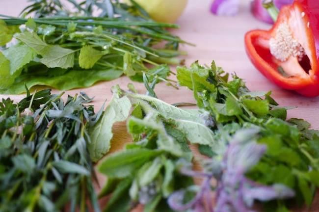 Preparación de diferentes tipos de caldo de verduras