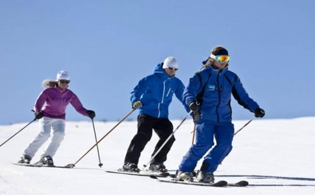 Los diez mandamientos para esquiar y preservar tu salud