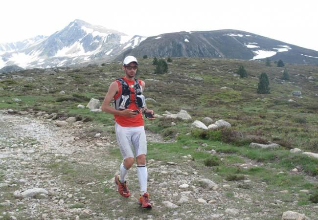 Kilian Jornet promociona el Pirineo