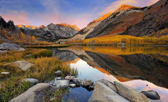 Fondos para el Espacio Natural de Sierra Nevada