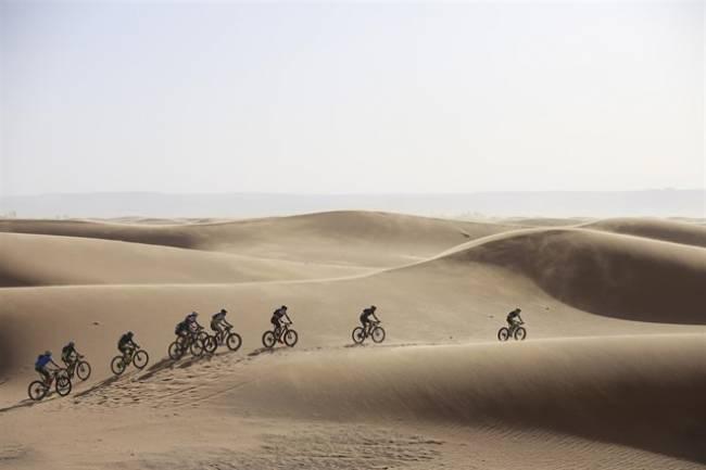 Titan Desert by Garmin