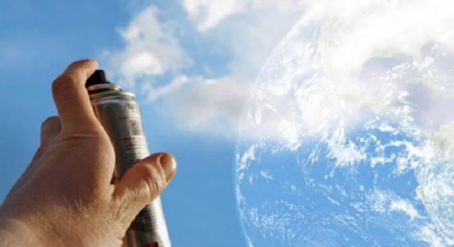 Más calentamiento en tierra firme exacerba la polución por aerosoles