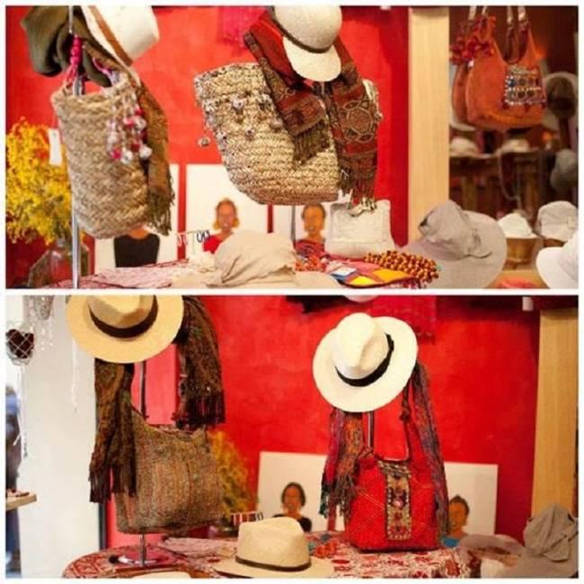 HUGANA, sombreros y turbantes sostenibles