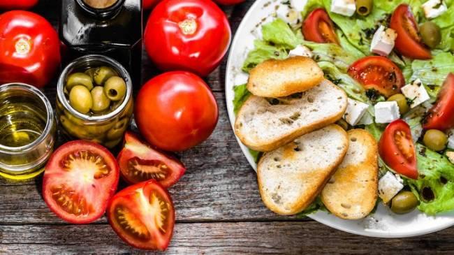 Confirmado, la dieta mediterránea alarga la vida