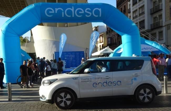 II Vuelta a España en Coche Eléctrico