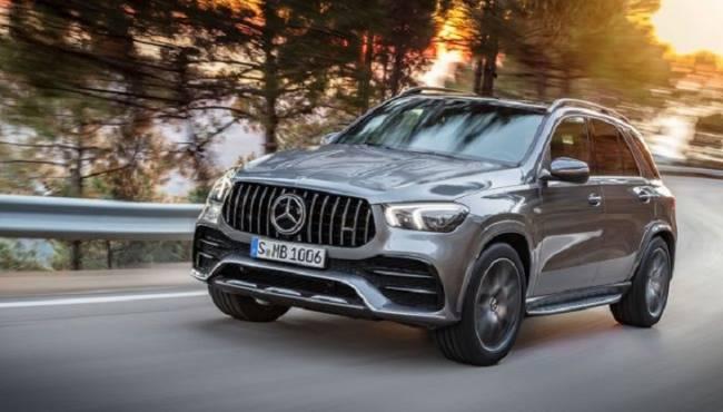 Mercedes-Benz, tecnología de hibridación suave EQ Boost