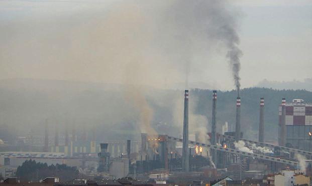 Se disparara un 1.070% el cancerigeno benceno en Avilés hasta lloviendo
