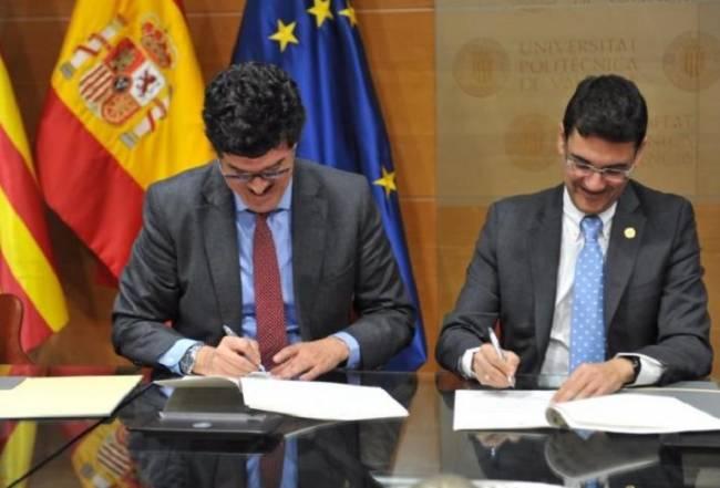 La UPV presenta una nueva Cátedra de Economía Circular