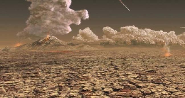 La mayor extinción sobre la Tierra coincidió con anoxia en los océanos
