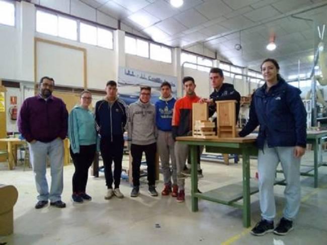 """El IES """"José luis castillo puche"""" (yecla) ganador concurso nacional  de buenas prácticas docentes 2018"""