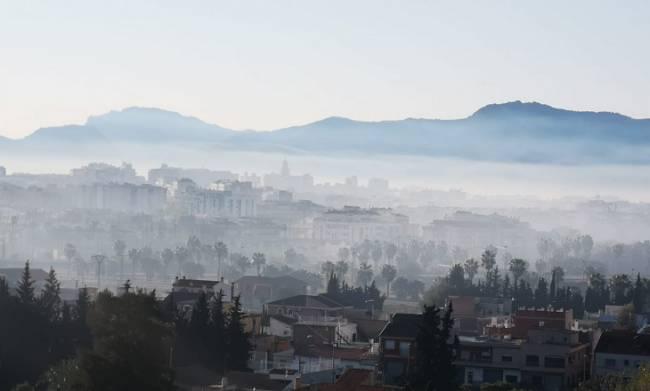 La Región de Murcia precisa un plan específico para el ozono