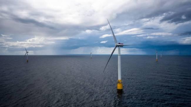 Cobra (ACS) prevé invertir 450 millones en un proyecto eólico offshore en Escocia