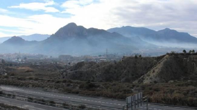 Creciente contaminación por ozono en Murcia