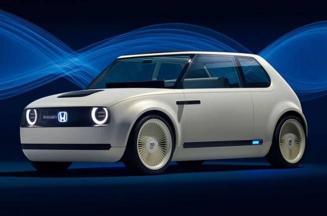 El coche eléctrico de Honda