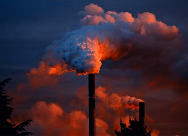 La contaminación aumenta la delincuencia