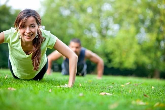 Practica deportes en la naturaleza sin lesionarte