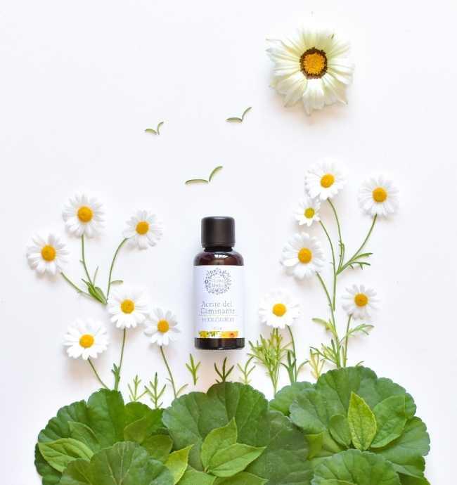 La Casa de la Luna Media, cosméticos  ecológicos basados en las propiedades de las plantas medicinales