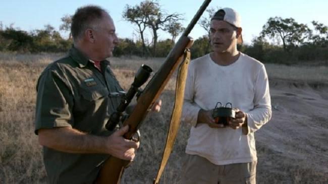 Frank Cuesta, caza, y la polémica está servida