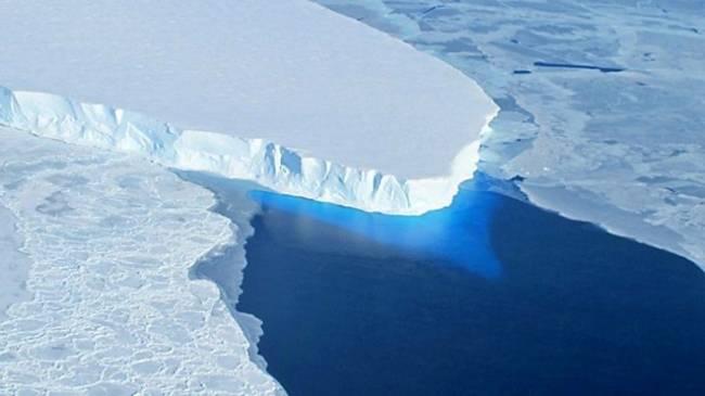 Confirmación de que cada vez más hielo del interior antártico llega al mar