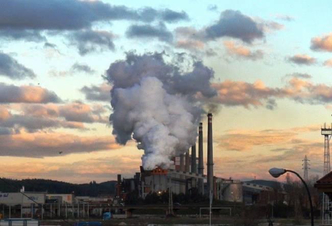 Asturias. Un desastre ambiental sin detectarlo por las estaciones