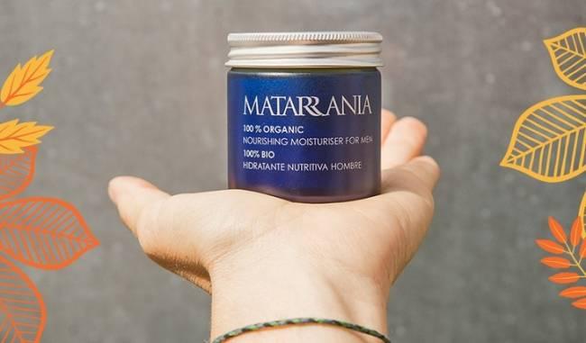 Nuevo bálsamo nutritivo para la piel del hombre