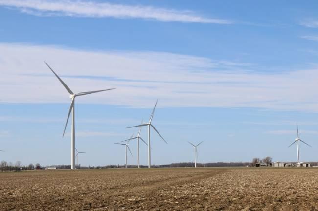 Skyline Renewables compra una cartera eólica de 117 MW en Estados Unidos