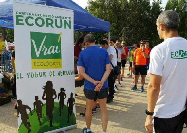 La carrera popular madrileña EcoRun