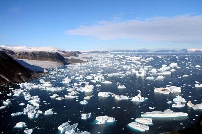 Un Ártico sin hielo