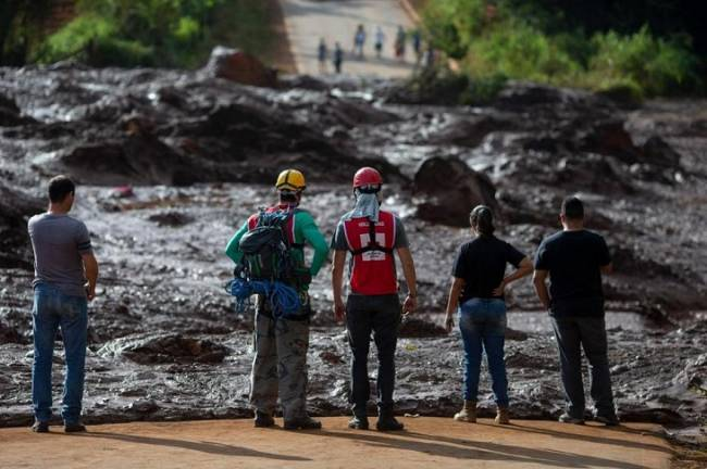 La multinacional Vale y el Estado brasileño, responsables de un nuevo desastre humano y ambiental
