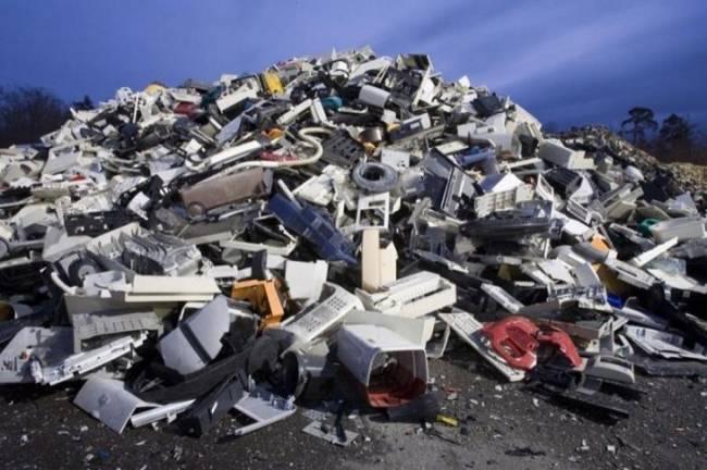 Buenos Aires: Prevén que este año se generarán 33 mil toneladas de residuos electrónicos