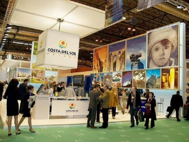La Costa del Sol pone en valor sus productos turísticos del interior en la Feria Intur de Valladolid