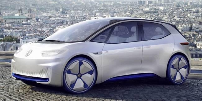 Volkswagen mostrará el prototipo del I.D. Vizzion eléctrico