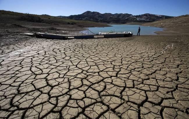 La pertinaz sequía