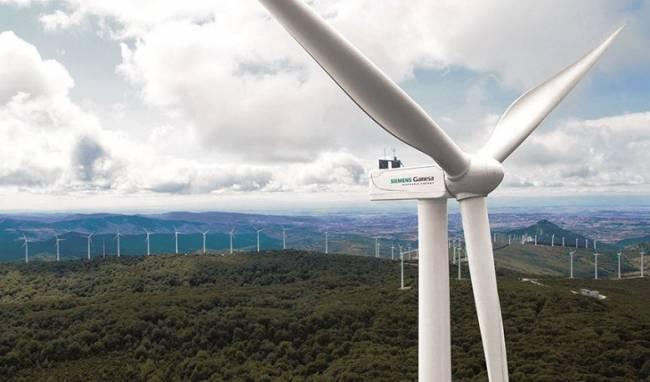 Siemens Gamesa innova con su nuevo aerogenerador offshore de 10 MW