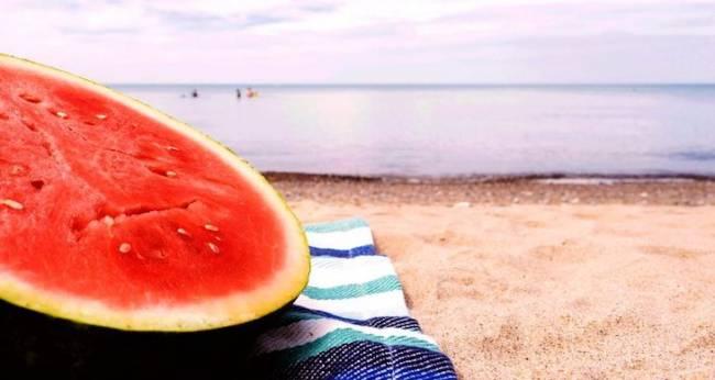 Alimentos que favorecen el bronceado, ecológicos y saludables