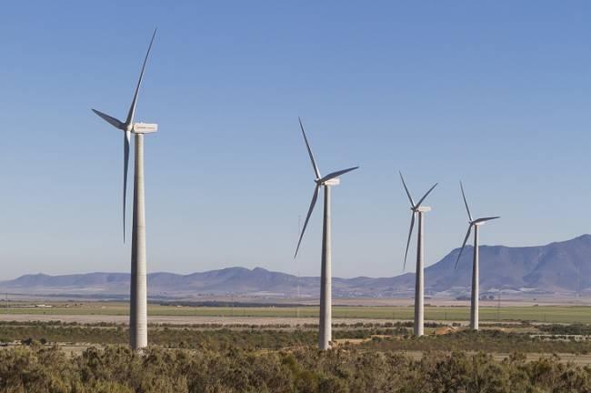 Acciona invierte 176 millones en su noveno parque eólico en Estados Unidos