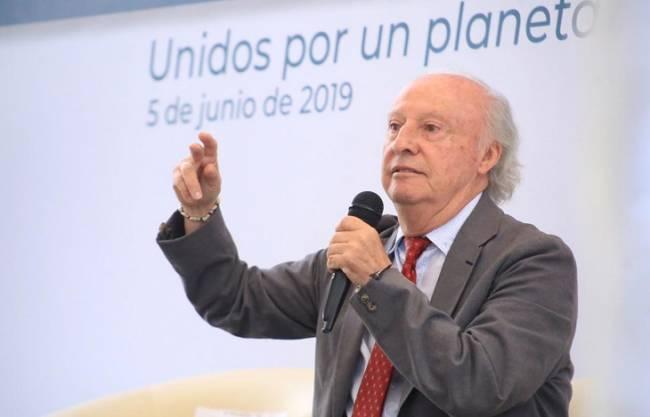 Presenta Toledo Manzur los lineamientos de la política ambiental del Gobierno de México