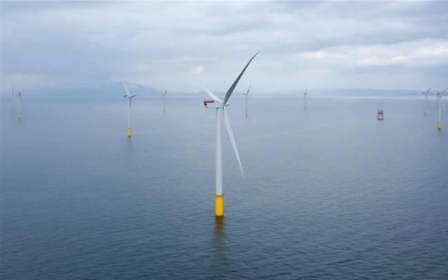 Iberdrola se adjudica el desarrollo de un 'macroproyecto' eólico marino en EEUU de 800 MW por 2.400 millones