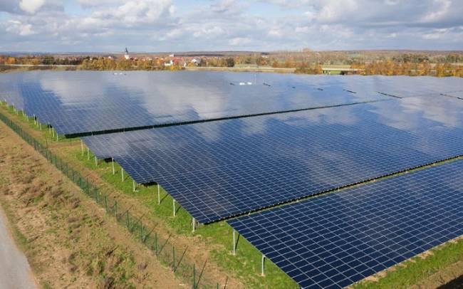 ACS invierte 175 millones en construir cuatro plantas fotovoltaicas en Ciudad Real