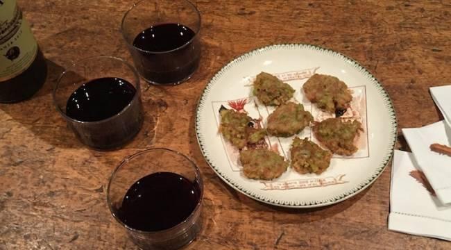 Receta Ecológica recomendada por ECOticias.com: Buñuelos de apio rebozado