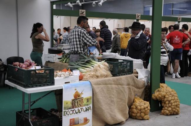 Feria Ecocultura de Zamora, el gran referente de los productos ecológicos hispanolusos
