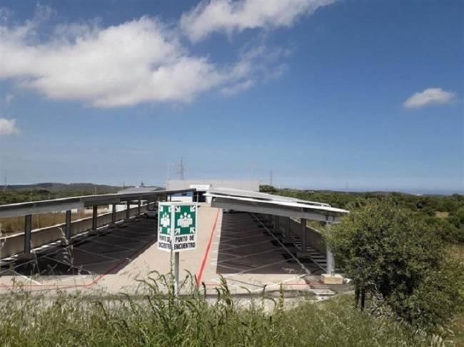 Endesa instala una planta fotovoltaica en la central de Mahón