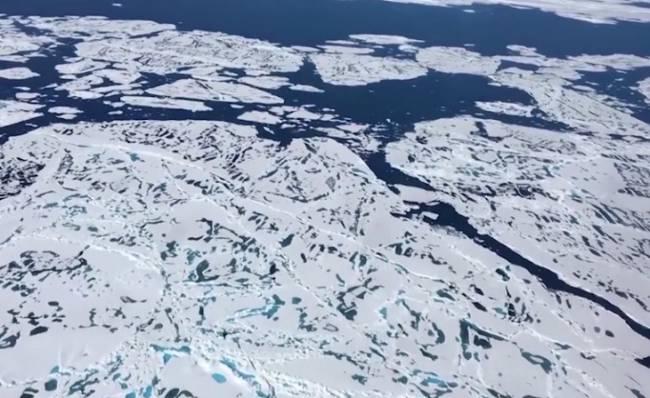 La temperatura del aire, prueba decisiva del cambio en el clima ártico