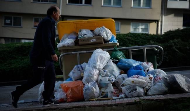 Vox propone el soterramiento de la red de basuras dentro del núcleo urbano en la zona del Espolón logroñés