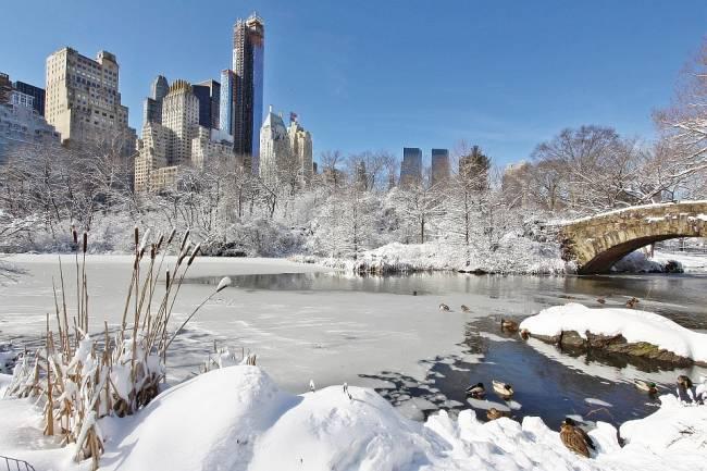Cumbre de Inversores sobre Riesgo Climático en Nueva York