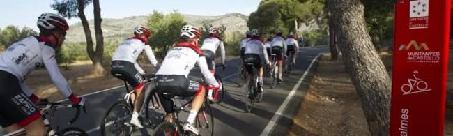 Rutas deportivas en la web turística de la Diputación de Castellón